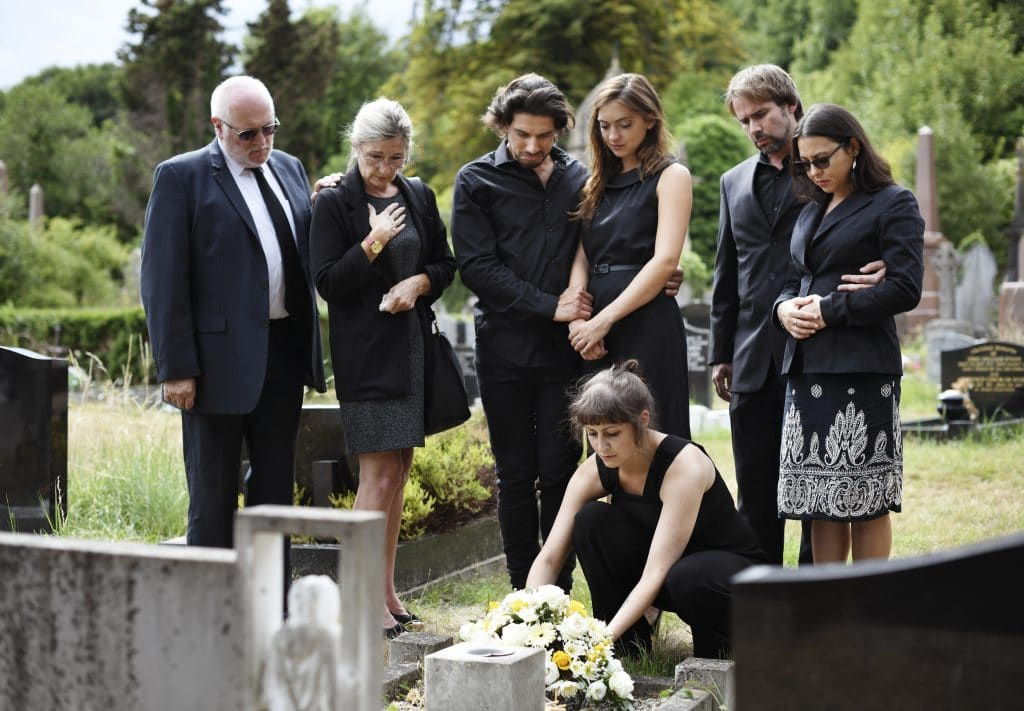 funeral restrictions